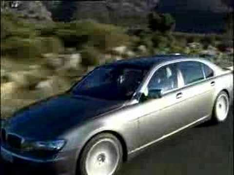 BMW 7 Series facelift video