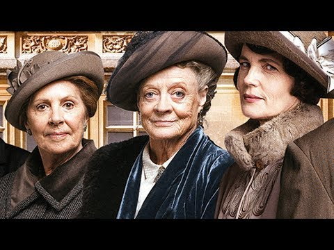 connectYoutube - What The Cast Of Downton Abbey Looks Like In Real Life