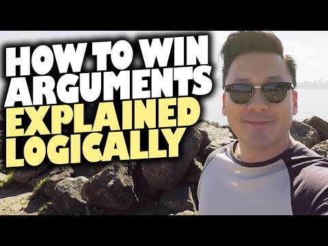 connectYoutube - How To Win An Argument With Social Justice Warriors AND ANYONE ELSE :)