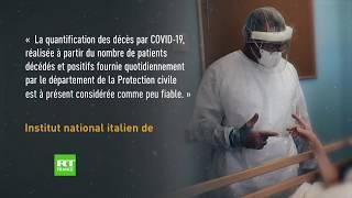 Covid-19 en Italie : un bilan des décès sous-évalué