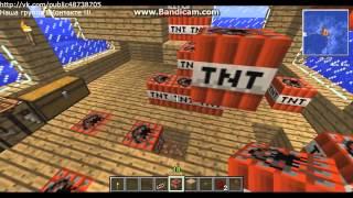 Minecraft по русски-[Выживание на острове серия 11]