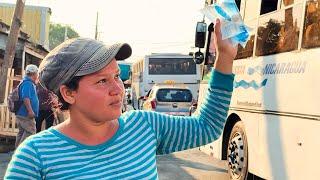 Protegerse o comer: la elección de los trabajadores informales