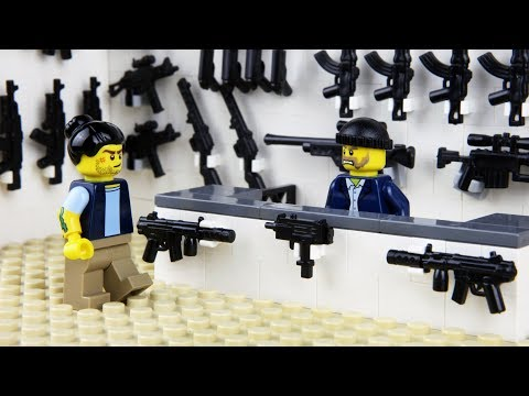connectYoutube - Lego SWAT - The Robbery