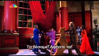 Scooby Doo 2: Monsters Unleashed - Scene (Greek subs)