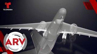Avión estrellado en Irán pudo haber sido derivado por un misil iraní   Al Rojo Vivo   Telemundo