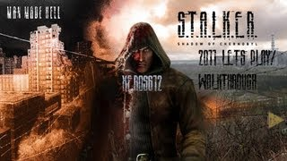 S.T.A.L.K.E.R. Shadow of Chernobyl Live Walkthrough Part 1 [Master] - Getting Started