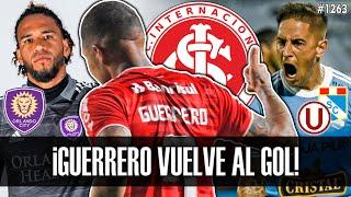 ???? REGRESÓ: ¡GOL de PAOLO GUERRERO con INTER! | SPORTING CRISTAL UNIVERSITARIO LIBERTADORES | GALLESE