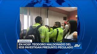 Caso en Hospital Teodoro Maldonado: Proveedores de insumos médicos falsificaron documentación