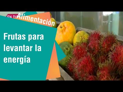 Frutas para levantar la energía y mantenerse fuerte   Alimentación Sana