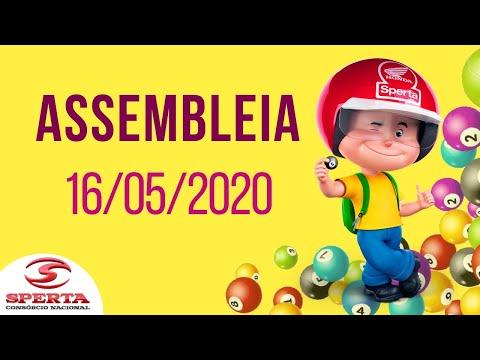 Sperta Consórcio - Assembleia - 16/05/2020