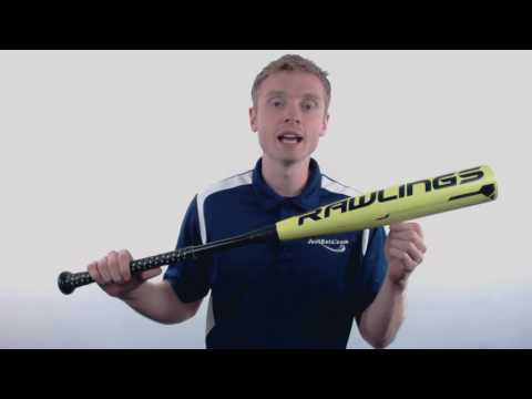 2018 Rawlings Quatro BBCOR Baseball Bat: BB8Q3