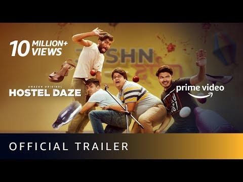 Hostel Daze Season 2 - Official Trailer | Amazon Original