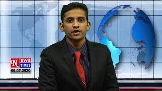 NEWS TIMES Dated 6 07 2020 - JAMSHEDPURNEWSTIMES