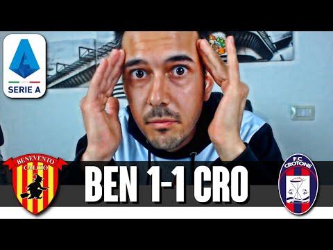 ASSURDO!!! NON CI CREDO!!!   Benevento-Crotone 1-1