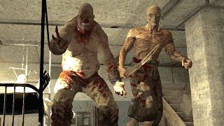 Outlast - How hard would it be if Chris Walker is with Richard Trager?