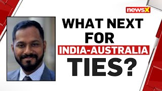 AIYD Chair Manuraj Sundaram on the roadmap ahead for India-Australia Ties | NewsX - NEWSXLIVE