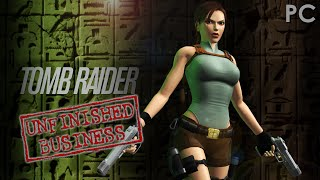 Tomb Raider: Unfinished Business Walkthrough [PC]