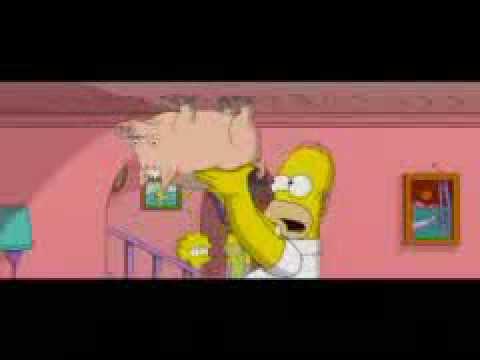 Simpsons clip 8