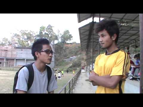 Lai Students Association , Aizawl nih Sport and Refresher Meet tlamtling te in an ngei