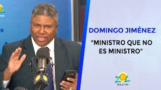 Domingo Jiménez llama a José Ramon Peralta:
