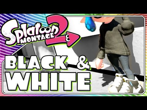 connectYoutube - Black And White | Splatoon 2 Music Montage