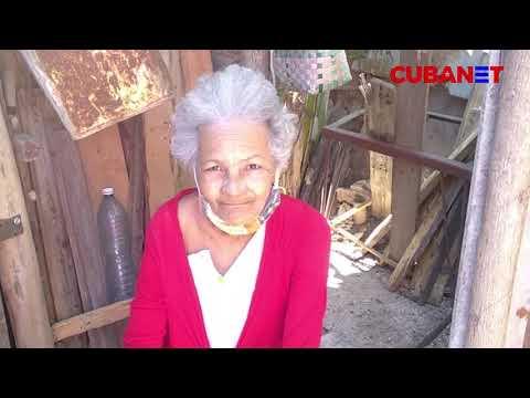 Viuda de combatiente de la columna de Huber Matos: Aquí no viene NADIE a visitarme