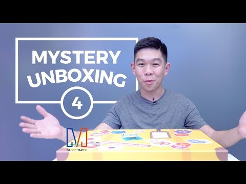 Mystery Unboxing: #TranslateInABox