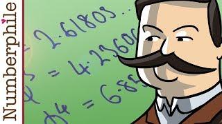 Lucas Numbers - Numberphile