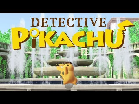connectYoutube - Solve Mysteries with Detective Pikachu!