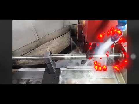 งานเจียร์เพลากลม-CNC100%