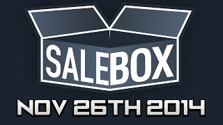 Salebox - Featured Deals - November 26th, 2014