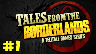 Telltale's Tales from the Borderlands #1 - The Deal
