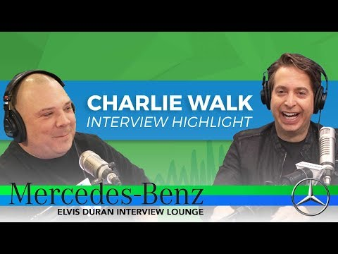 connectYoutube - 'The Four' Judge Charlie Walk Brutually Rejects Greg T | Elvis Duran Interview Highlight