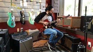 Elliott Collectors Series Phoenix Cherry #03 Electric Guitar