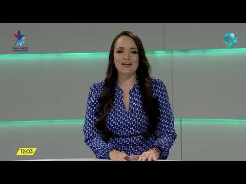 Costa Rica Noticias - Edición meridiana 04 de octubre del 2021