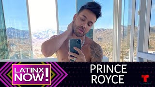 Prince Royce deleitó a sus fans con un sexy baile | Latinx Now! | Entretenimiento