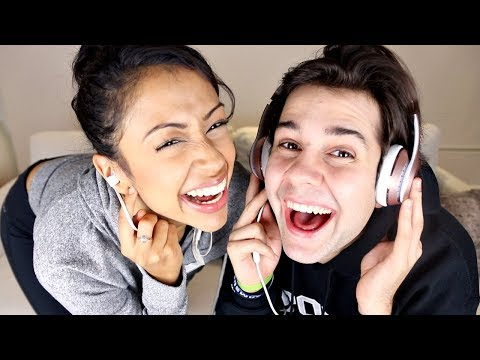 connectYoutube - COUPLES WHISPER CHALLENGE!!!