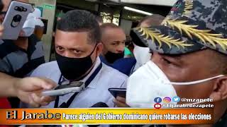 Parece que alguien del Gobierno dominicano quiere robarse las elecciones | El Jarabe Seg-1 01/07/20