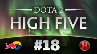 Dota 2 High Fives - Ep. 18 [Red Bull Weekly]