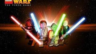Прохождение Lego Star Wars - Эпизод 1 - Глава 5