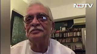 You Have To Find The Sunshine Even During The Darkness: Lyricist Gulzar - NDTV