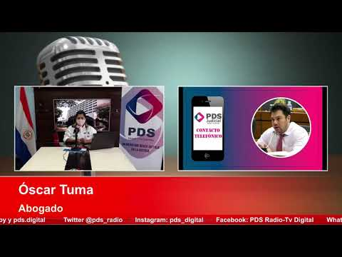 Estuvimos en comunicación con Óscar Tuma - Abogado