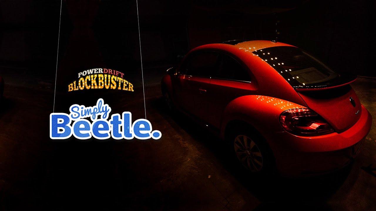 Simply Beetle (Volkswagen Beetle) : Blockbusters : Episode 5
