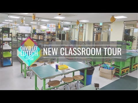 connectYoutube - New Classroom Tour 2017-2018