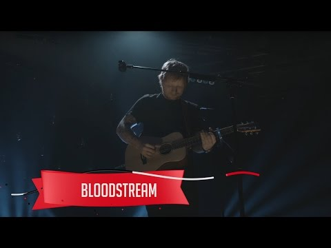 connectYoutube - Ed Sheeran - Bloodstream (Live on the Honda Stage at the iHeartRadio Theater NY)