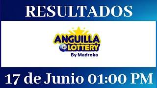 Lotería Anguilla 01:00 PM Resultados de hoy