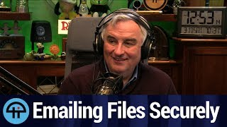 Emailing Files Securely