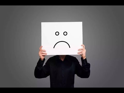 Como se livrar de pensamentos negativos? The work