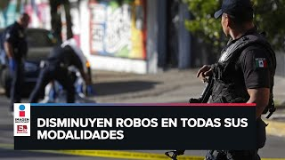 Ligero descenso de homicidios dolosos en México durante abril