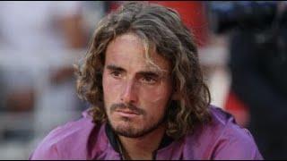 Roland-Garros Stéfanos Tsitsipás révèle avoir appris la mort de sa grand-mère...